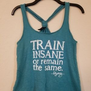 Tops - Blogilates Train Insane Tank Top
